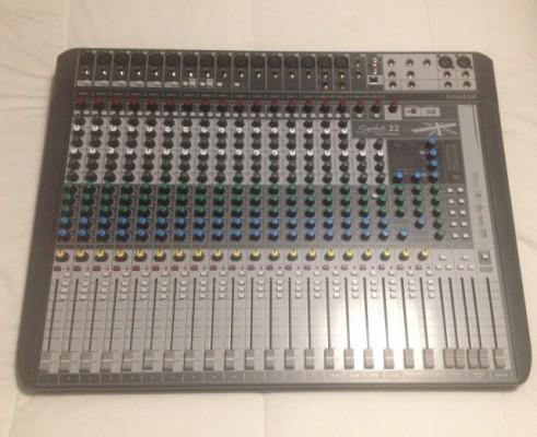 Vendo: Mesa de mezclas Soundcraft Signature 22MTK