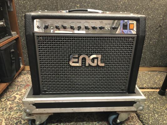ENGL Screamer 50 a Valvulas + Flycase