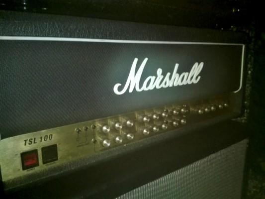 Vendo/cambio Marshall jcm2000 tsl 100 en perfecto estado