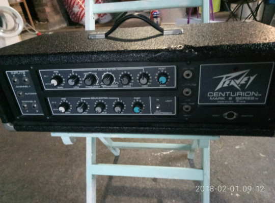 Peavey Mark Centurion USA
