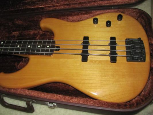 1985 Ibanez Jazz Bass Fretless made in Japan