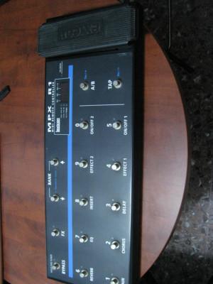 PEDALERA MIDI LEXICON MPX R1