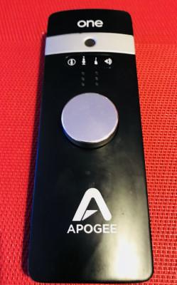 Apogee One Mac iOS y también Windows Tarjeta audio