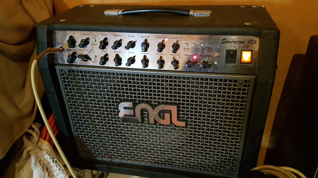 ENGL Sovereign Combo 1x12 E360