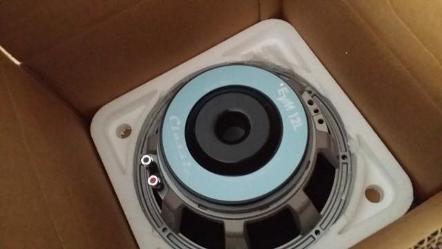 Electro-voice EVM 12 L Classic altavoz 8 ohm 200W