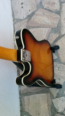 Fender Telecaster reissue 62 con bigsby original