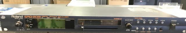 Equalizaor digital ROLAND SRQ-2031