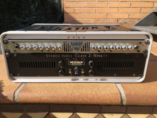 Mesa Boogie V-Twin Rack