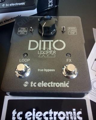 Ditto X2 looper (NUEVO) envío incluido