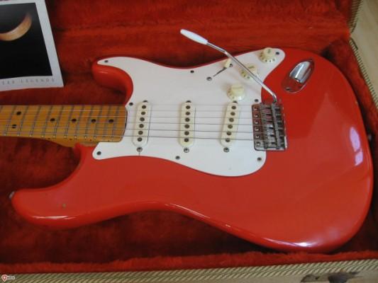 Compro Fender Stratocaster FULLERTON (82-84). AVRI 62 o 57