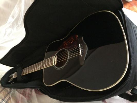 Yamaha acustica FG720S BK