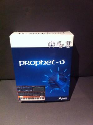 Arturia Prophet V + Yamaha CS80