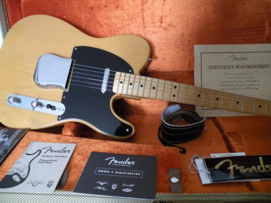 Fender Telecaster AM 52 Reissue