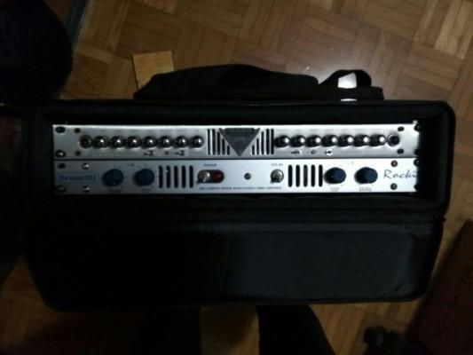 Mesa Boogie v twin rack - Brunetti Rockit