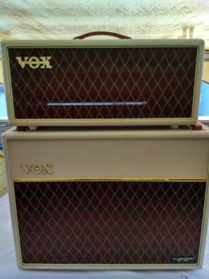 Amplificador VOX AC30HH+V212H Heritage Limited Edition 50 Aniversario