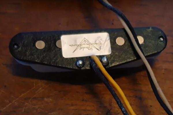 Pastillas Fender Texas Special Strat Set Custom Shop - NUEVAS -