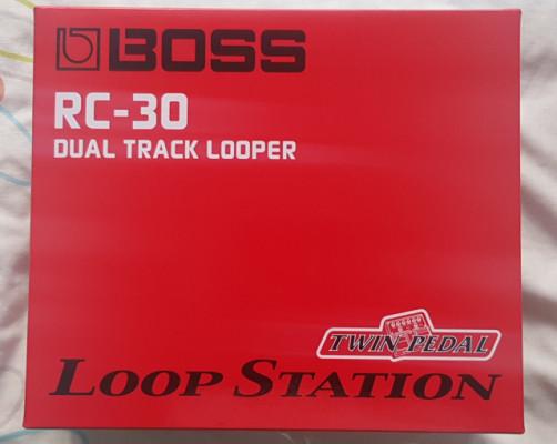 Looper Boss RC-30