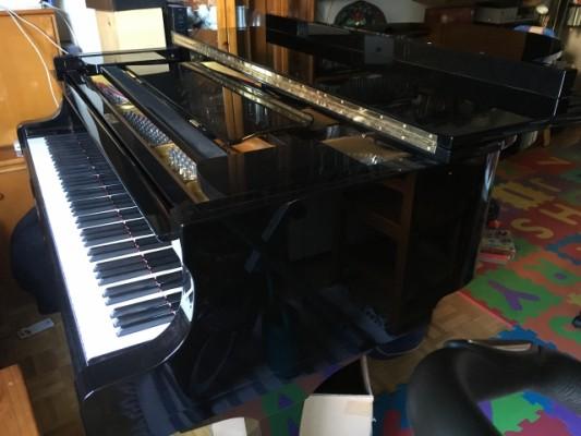 Piano de cola Yamaha G5