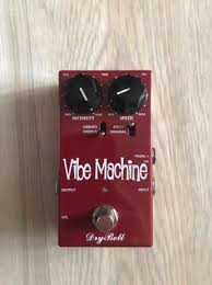 Drybell Vibe Machine V1 - univibe brutal - Impecable con cajas y papeles