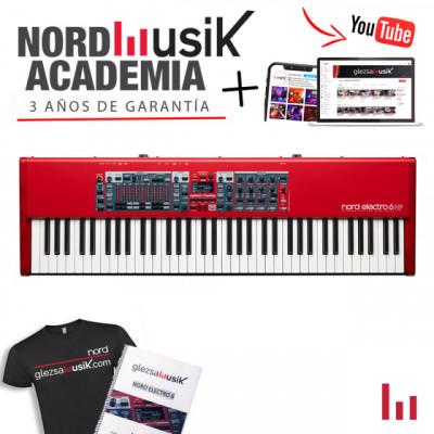 Nord Electro 6 HP - 3 años de garantía