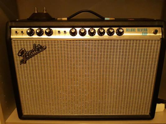 Fender Reverb Deluxe 68