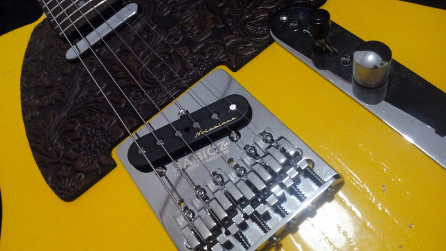 Pastillas Fender vintage noiseless tele set. Reservadas.