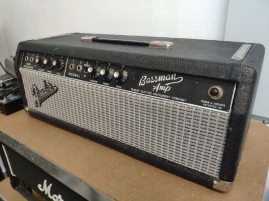 Bassman 1965