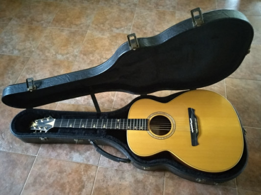 RESERVADA/ Alhambra acústica mod. A Luthier