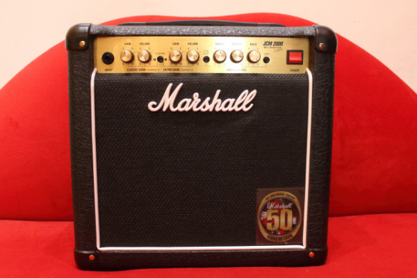 Marshall DSL-1C 50th Anniversary Ltd Ed