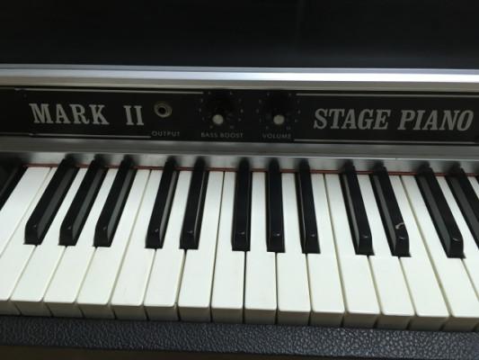 REBAJADO: Vendo Piano Rhodes MKII de 73 teclas