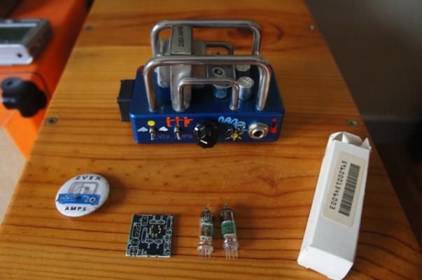Z Vex Nano Head Amp
