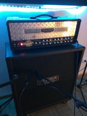 Mesa Boogie Triple Rectifier + 4x12 Rectifier