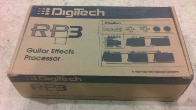 Digitech RP-3