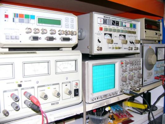 Servicio técnico sonido profesional