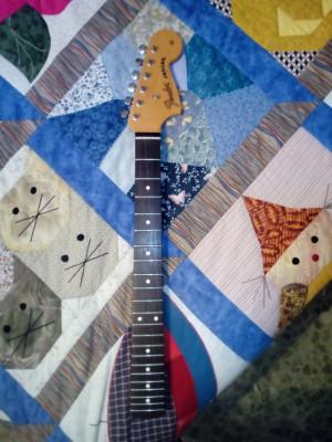 Mástil Fender Jaguar México REBAJADO