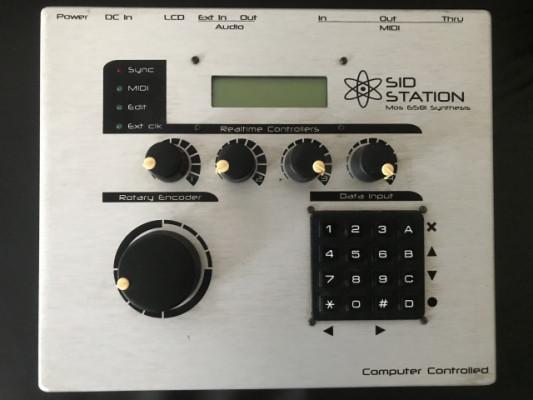Elektron Sidstation (Sonido 12 bits)