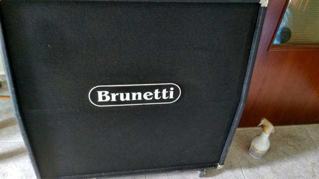 Pantalla Brunetti 4x12 XL Angulada V30 (Rebajada)