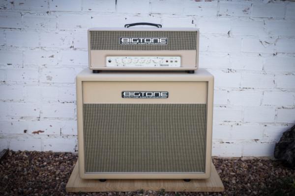Bigtone Studio Plex MK II + 2X12 Bigtone Classic Cab A estrenar