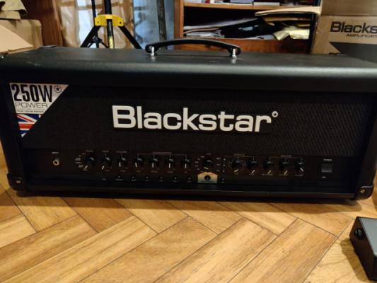 Cabezal Blackstar ID 100 TVP + pedalera controladora FS-10