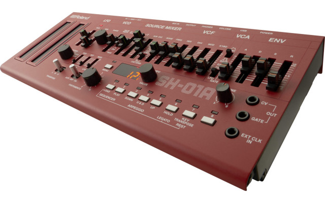 Roland SH 01 A Red
