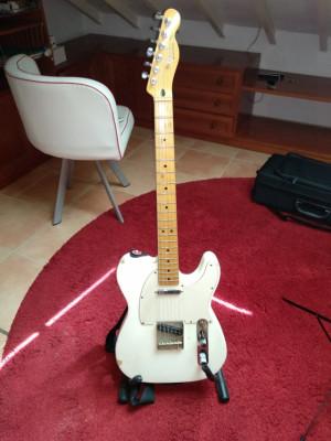 [rebaja] Fender Telecaster Mim White