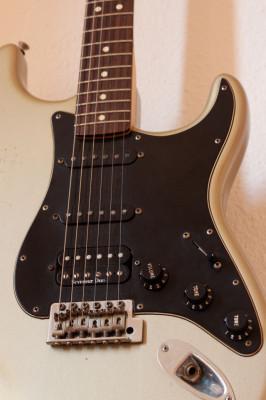 Cuerpo completo Fender Stratocaster Road Worn
