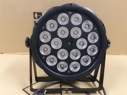 PAR 64 LED 18X12W RGBW 4 en 1