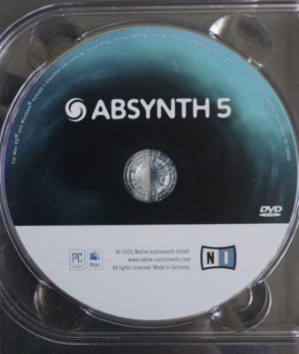 Absynth 5 de 2010