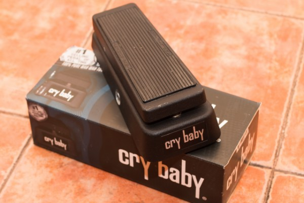 Cry Baby GCB95 True Bypass