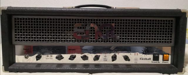 Amplificador Engl fireball head