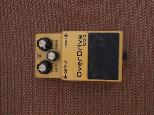 Overdrive Boss OD-3