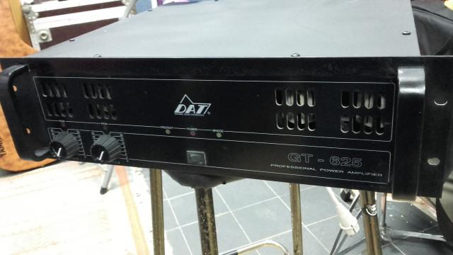 ETAPA DE POTENCIA DAT GT625 1800W