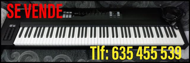 Native Instruments Komplete Kontrol s88 MK1