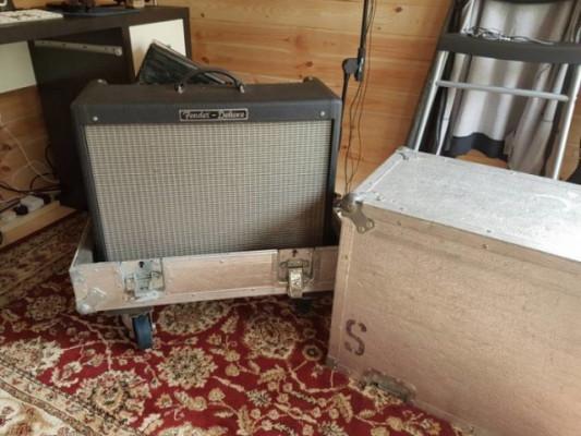 Fender Hotrod deluxe + flightcase